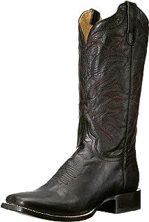 حذاء روبر غربي كلاسيكي للنساء