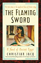 The Flaming Sword: A Novel of Ancient Egypt (Queen of Freedom Book 3)