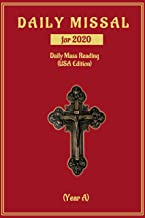Daily Missal for 2020: Daily Mass Reading (USA Edition)