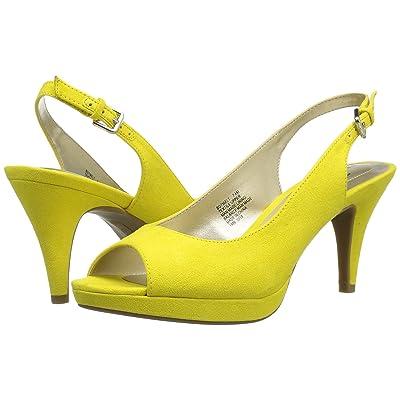 Bandolino Melt (Canary Yellow) Women
