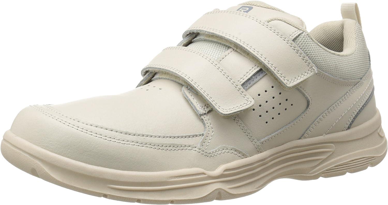 Rockport Men's State O Motion Velcro Strap Walking shoes-