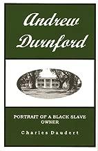 Andrew Durnford, Portrait of a Black Slave Owner