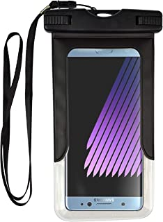 Waterproof Adventure Dry Bag Phone Case for Samsung Galaxy Note 9, S9 Plus, S9, Note 8, S8 Plus, S8 Active, S8, S7, A6, J3, J7, J2