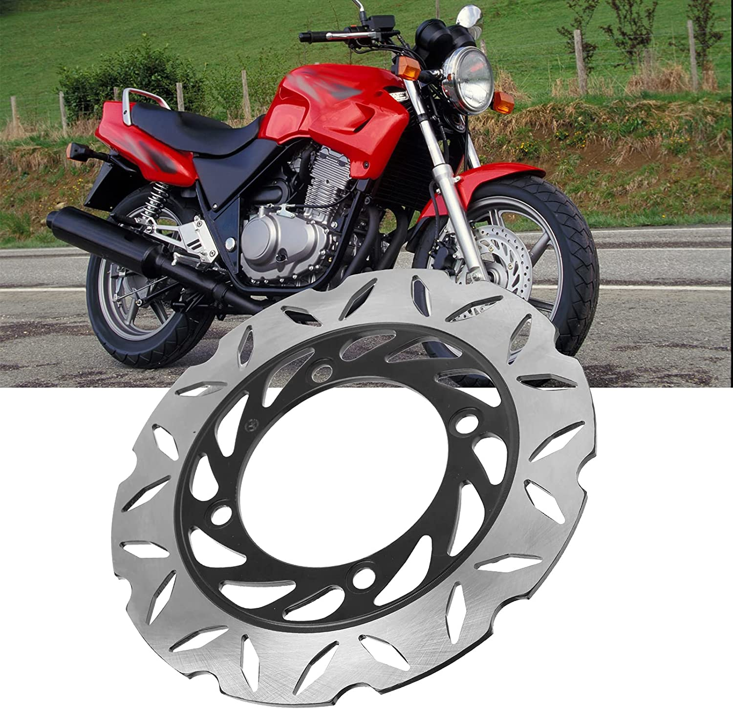 Motorcycle Rear Brake shipfree Rotor Recommended Disc Ro