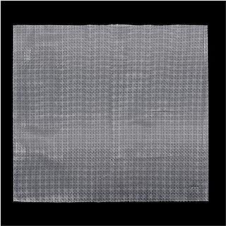 PENVEAT Stock limitato 22x100cm Tessuto di Tela Magica solubile in Acqua 14ct Tessuto a Punto Croce sparire in Acqua Ricamo Fatto a Mano Fai da Te Bianco