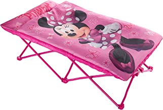 Disney NK320515 Minnie Mouse Portable Slumber Cot, Pink