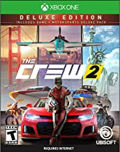 The Crew 2 Deluxe Edition - Xbox One (New)