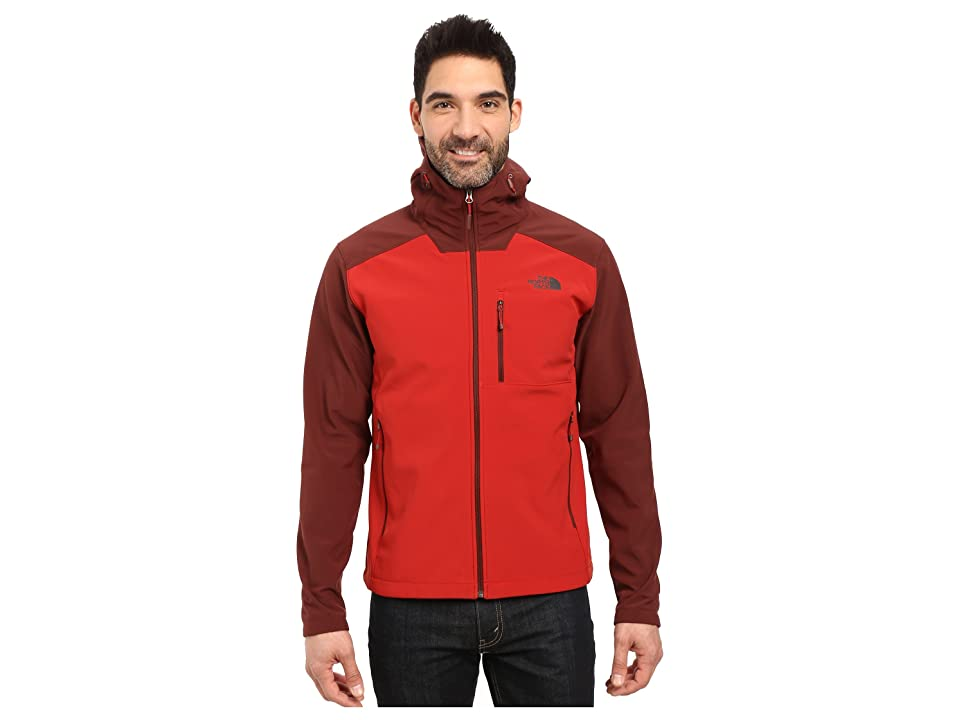 The North Face Apex Bionic 2 Hoodie (Cardinal Red/Sequoia Red (Prior Season)) Men