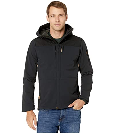 Fjallraven Keb Touring Jacket (Black) Men