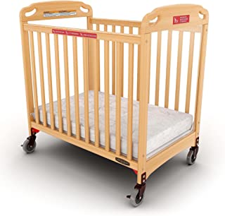 compact cribs for daycare