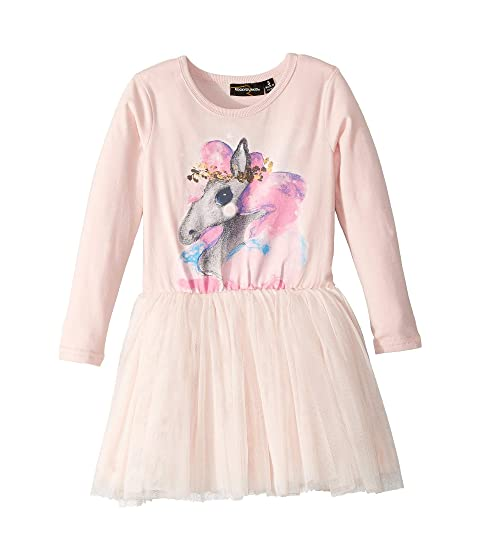 Rock Your Baby Rainbow Brumby Circus Dress (Toddler/Little Kids/Big Kids)
