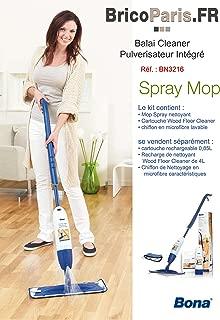 Bona SPRAY MOP parquet revolucionario el sistema de limpieza de suelos de madera