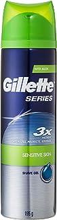 Gillette Series Sensitive Shaving Gel, 200ml