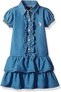Girls' Little Casual Dress