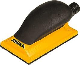 Mirka MVHB35 Grip Faced Multi-Hole Vacuum Block, 2-3/4