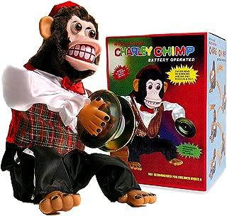 Charley Chimp, Cymbal-Playing Monkey
