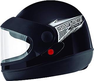 Pro Tork Capacete Sport Moto 58 Preto