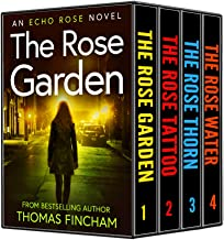 The Echo Rose Series (A Murder Mystery Series of Crime and Suspense, Echo Rose)