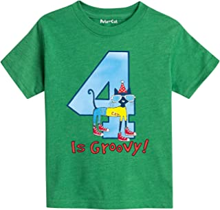 4Th Birthday Boys - Toddler Short Sleeve Tee