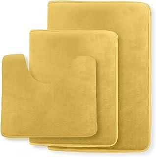 Gold Bathroom Rug Sets.Amazon Com Gold Bathroom Rug