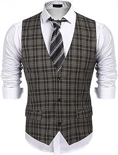 striped waistcoat mens