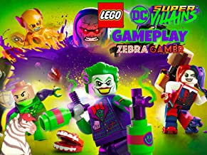 Clip: Lego D.C. Super Villains Gameplay - Zebra Gamer