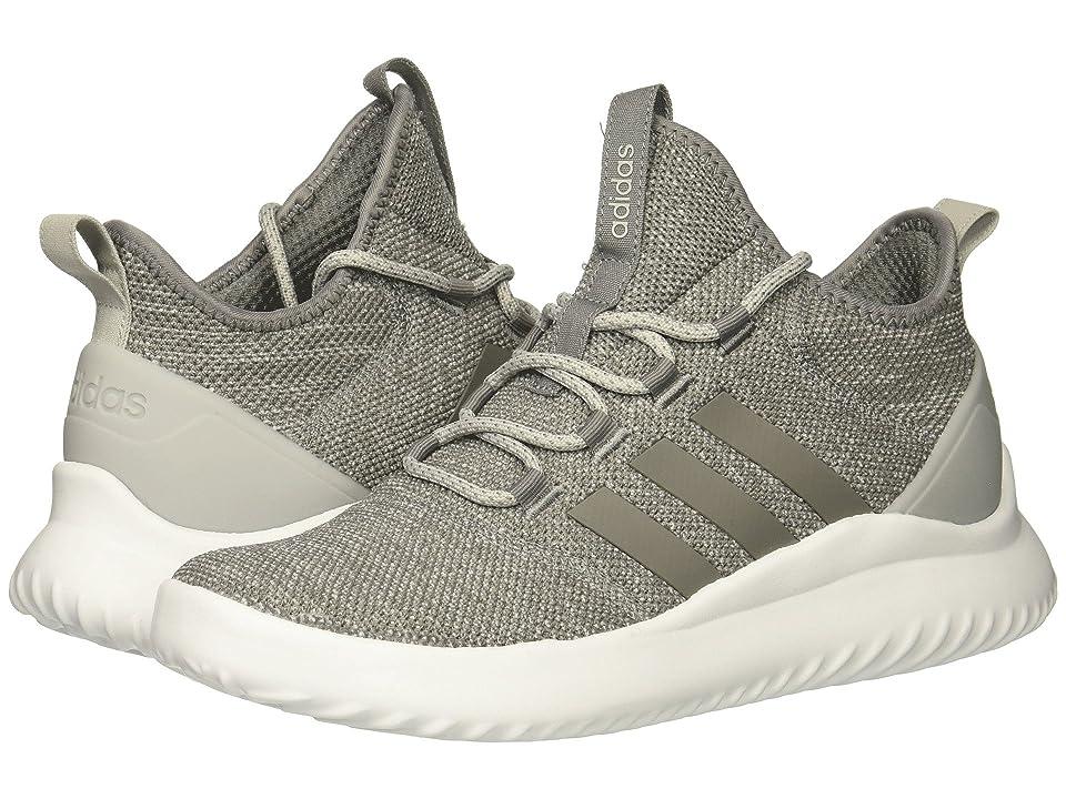 adidas Cloudfoam Ultimate Basketball (Grey Three/Grey Three/White) Men