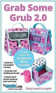 Annie PBA235-2 Grab Some Grub 2.0 Pattern