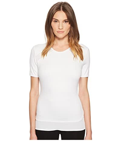adidas by Stella McCartney Performance Essentials Tee CF4159 (White) Women