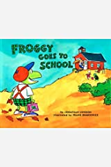 Froggy Goes to School Kindle Edition
