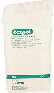 COMPRESAS TOCOGINEC TEXPOL 10 UN 0320.01