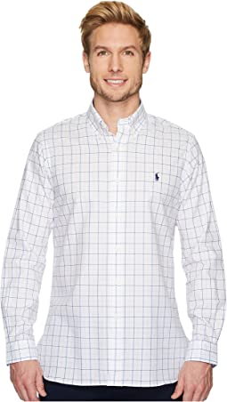 Polo Ralph Lauren - Herringbone Twill Long Sleeve Sport Shirt