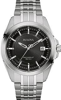 Bulova Men's Quartz Stainless Steel Dress Watch (Model: 96B252)