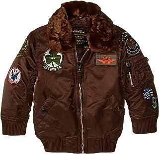 Boys' Little Maverick Flight Jacket