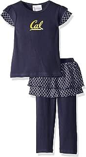 NCAA Girls Toddler Girls Shirt and Legging Set