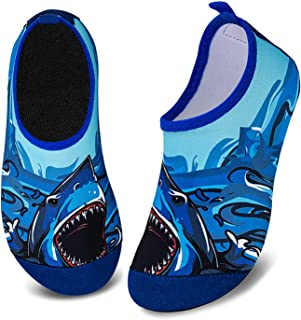 Kids Water Shoes Girls Boys Toddler Non-Slip Quick Dry...