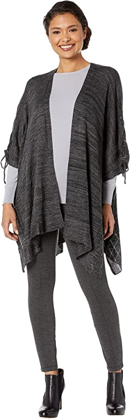 Open Shoulder Knit Cover-Up