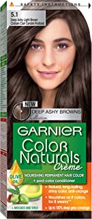 Garnier Color Naturals 5.1 Light Ashy Brown Hair Color