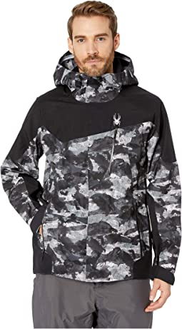Camo Distress Black