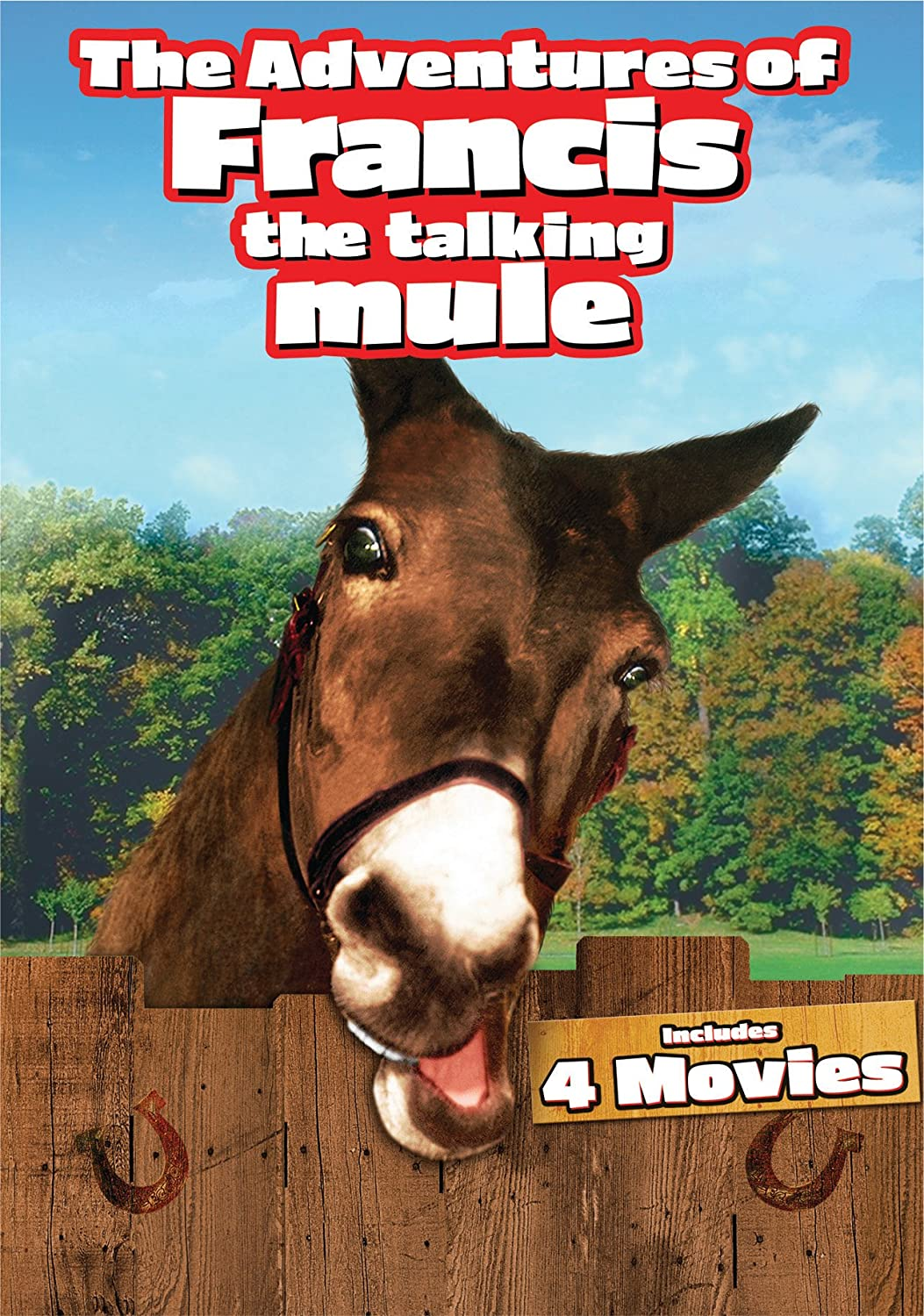 The Adventures of Francis Financial sales sale Talking the High material Mule