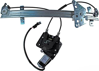 Dorman 741-649 Front Driver Side Power Window Regulator and Motor Assembly for Select Dodge Models