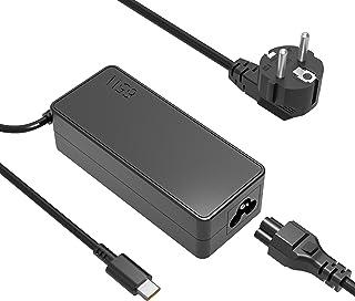 Superer 65W 45W USB-C AC oplader geschikt voor Lenovo ThinkPad Yoga L13 E15 E14 T14s P43s X13 T14 L14 L15 T15 R14 P14s P15...