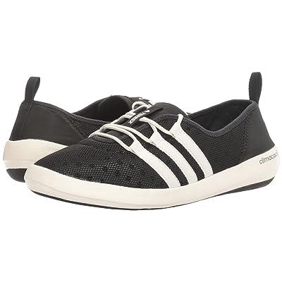 adidas Outdoor Terrex Climacool Boat Sleek (Black/Chalk White/Matte Silver) Women