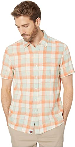 Short Sleeve Skipper Button Down