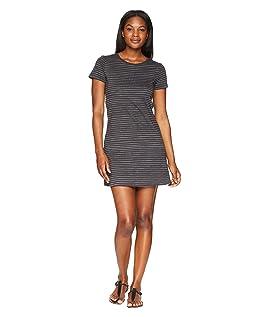 Line Pattern Dress