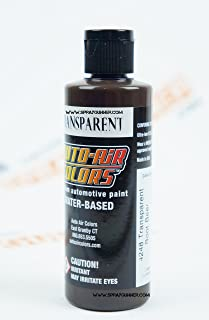 Createx Auto-Air Colors 4oz Transparent Root Beer 4248 Custom Airbrush Paint. by SprayGunner