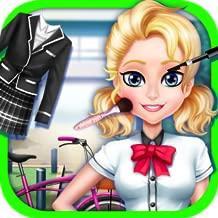 High School Fashion Salon - Girls Game & Prom Party