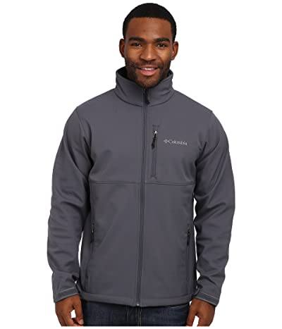Columbia Ascender Softshell Jacket (Graphite) Men