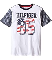 Tommy Hilfiger Kids - Jackson Stars and Stripe Tee (Big Kids)