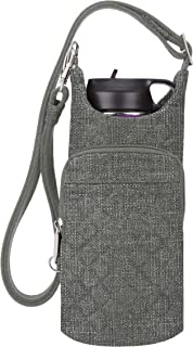 Anti-theft Boho Water Bottle Tote Sling Tote